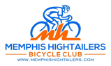 Memphis Hightailers Bicycle Club  Poster