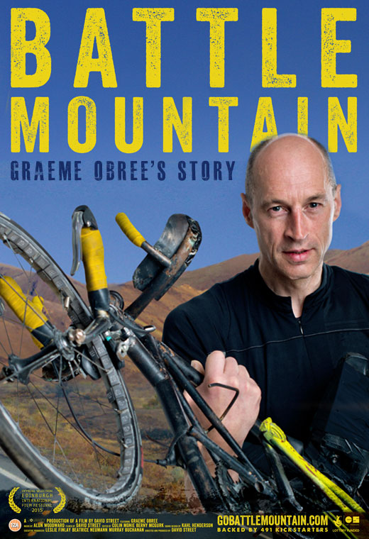 Battle Mountain: Graeme Obree's Story Poster