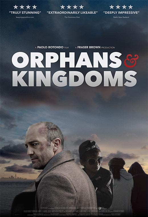 Orphans & Kingdoms Poster