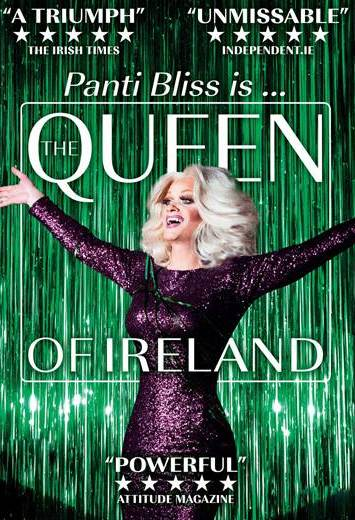 The Queen Of Ireland Poster
