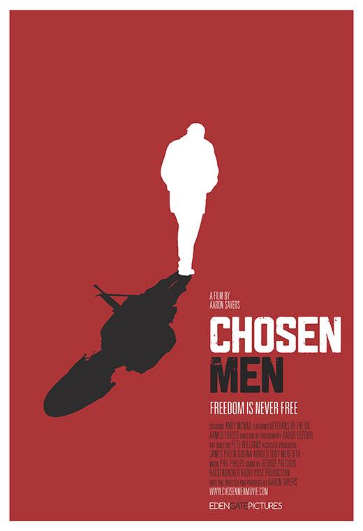 Chosen Men Poster