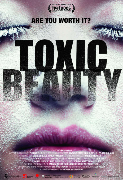 Toxic Beauty Poster