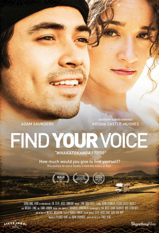 Find Your Voice Poster