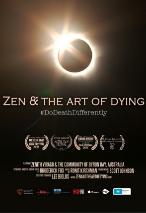 Zen and the Art Dying Poster