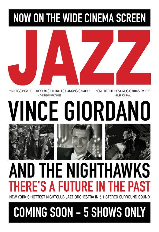 VINCE GIORDANO—THERE'S A FUTURE IN THE PAST