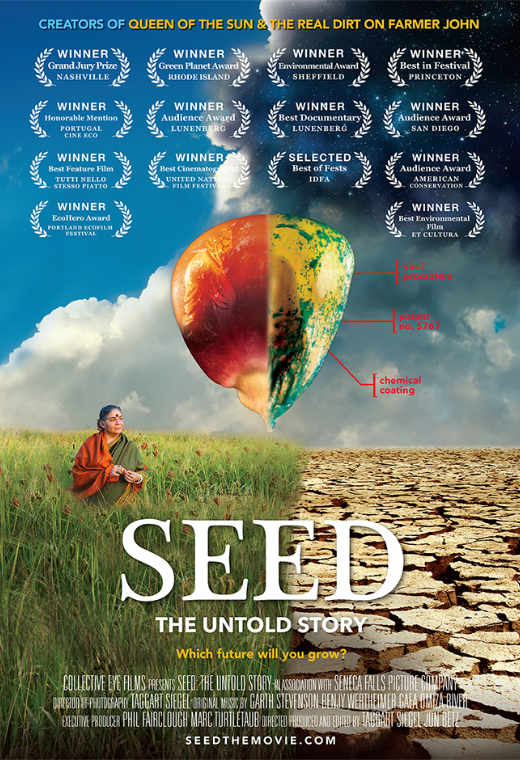 SEED: The Untold Story Poster