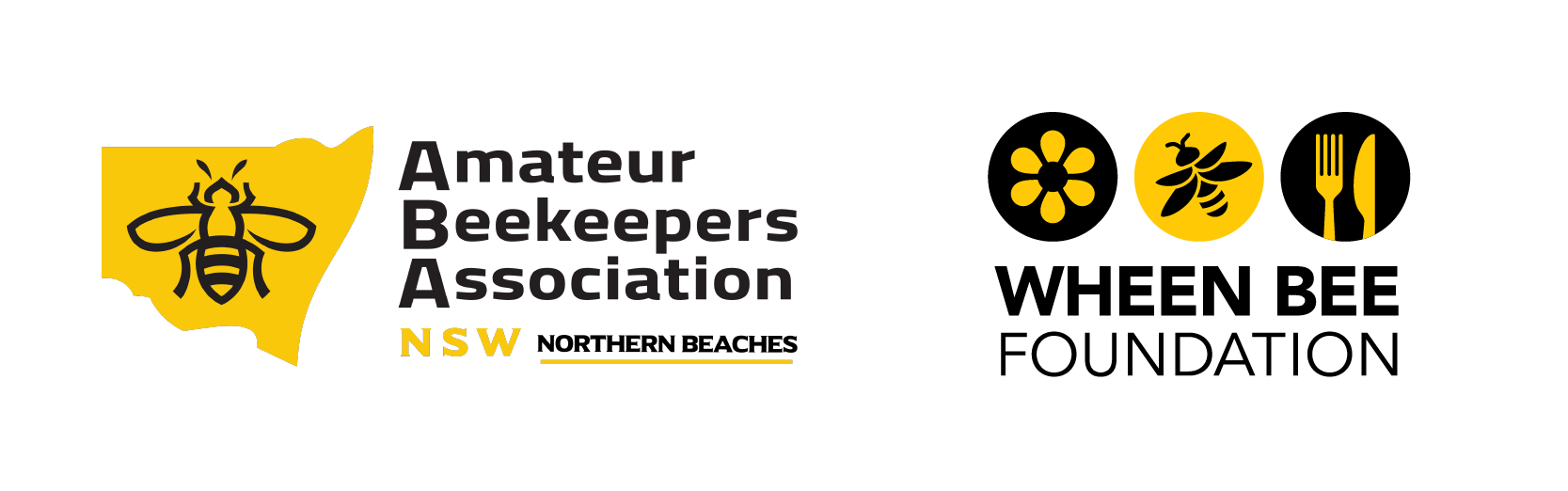 Amateur Beekeepers association and The Wheen Bee Foundation  Poster