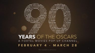 90 Years Of Oscars