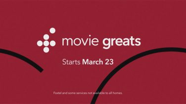 New Channel: Foxtel Movie Greats