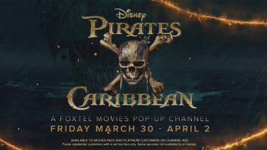 Pirates Of The Caribbean Pop-Up