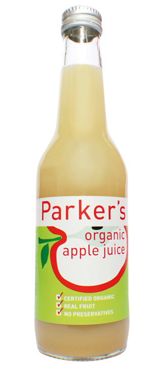 Organic Apple: 275ml