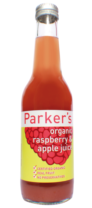 Organic Raspberry & Apple: 275ml