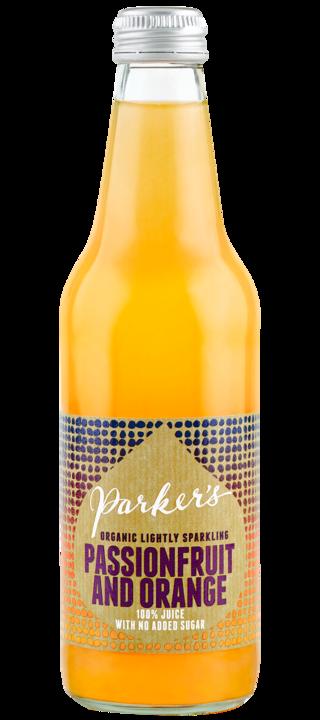 Sparkling Passionfruit: 330ml
