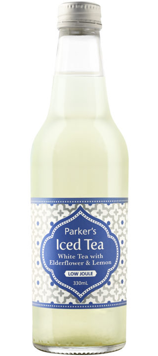 White Tea with Elderflower and Lemon: 330ml
