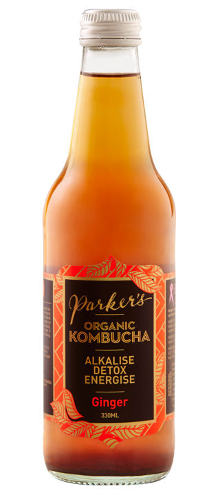 Kombucha Ginger: 330ml