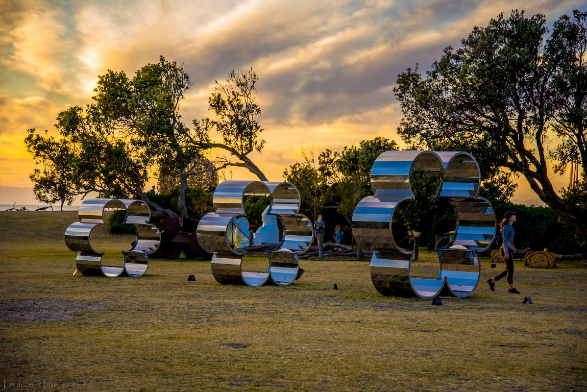 Sculpture by the Sea, Bondi, Sydney, Australia  Nikon D750