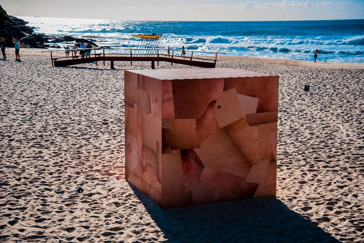 Tamarama Beach, Sculpture by the Sea, Bondi to Tamarama, Australia 2016  Nikon D750