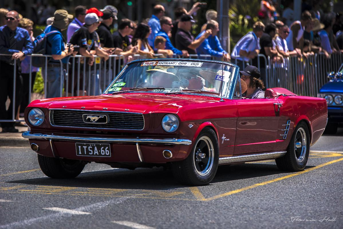 Northbourne Avenue, Canberra Australia
