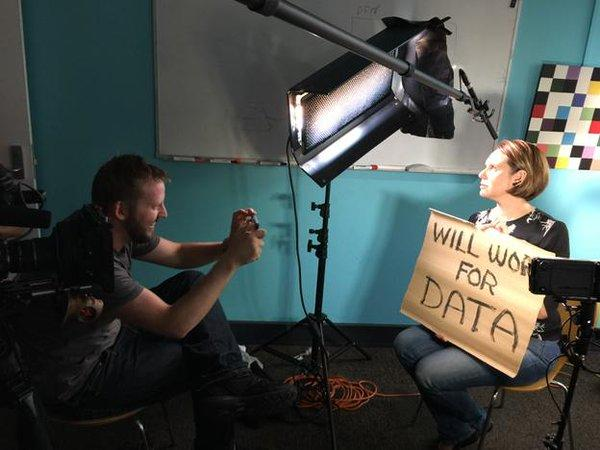 """Heidi being interviewed about the @link_digital <a href=""""https://twitter.com/search/%23CKAN"""" target=""""_blank"""">#CKAN</a> project. <a href=""""https://twitter.com/search/%23WeAreCKAN"""" target=""""_blank"""">#WeAreCKAN</a> <a href=""""https://twitter.com/search/%23CBR"""" target=""""_blank"""">#CBR</a> <a target=""""_blank"""" href=""""http://t.co/JNru4uD0l7"""">http://t.co/JNru4uD0l7</a>"""