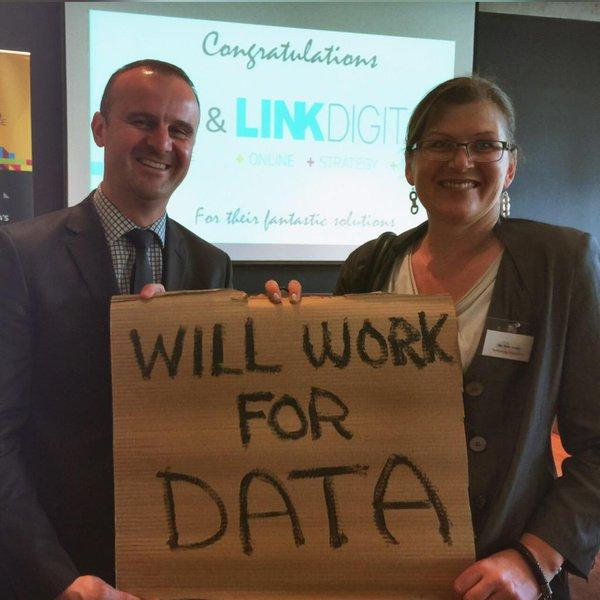 "@ABarrMLA and @KateLundy Will work for data :) <a href=""https://twitter.com/search/%23CBR"" target=""_blank"">#CBR</a> <a href=""https://twitter.com/search/%23WeAreCKAN"" target=""_blank"">#WeAreCKAN</a> <a href=""https://twitter.com/search/%23opendata"" target=""_blank"">#opendata</a> <a href=""https://twitter.com/search/%23ict4d"" target=""_blank"">#ict4d</a> <a target=""_blank"" href=""http://t.co/RSGXufaeUK"">http://t.co/RSGXufaeUK</a>"