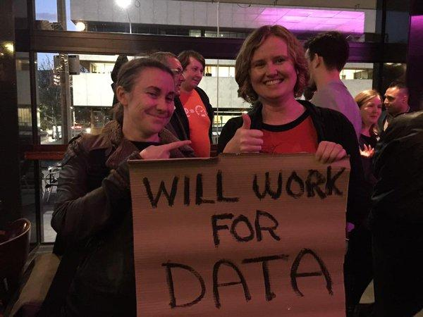 """@cobismith and @piawaugh Will Work For Data. <a href=""""https://twitter.com/search/%23WeAreCKAN"""" target=""""_blank"""">#WeAreCKAN</a> at @okfnau <a href=""""https://twitter.com/search/%23CBR"""" target=""""_blank"""">#CBR</a> drinks. <a href=""""https://twitter.com/search/%23opendata"""" target=""""_blank"""">#opendata</a> <a target=""""_blank"""" href=""""http://t.co/FgYDrc5p8z"""">http://t.co/FgYDrc5p8z</a>"""