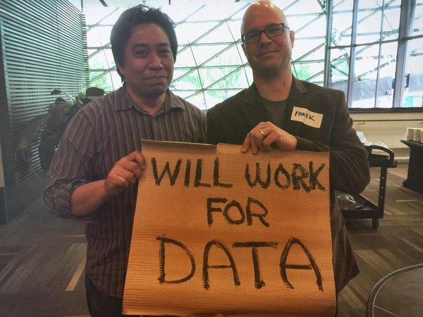 "@jqnatividad and @mheadd conspire to work MOAR for data. <a href=""https://twitter.com/search/%23WeAreCKAN"" target=""_blank"">#WeAreCKAN</a> <a href=""https://twitter.com/search/%23CKANcon2015"" target=""_blank"">#CKANcon2015</a> <a target=""_blank"" href=""http://t.co/m4xd7sBnyo"">http://t.co/m4xd7sBnyo</a>"