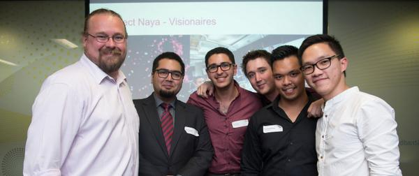 "Project Naya by the Visionaries wins the @RiverCityLabs Development <a href=""https://twitter.com/search/%23GovHack"" target=""_blank"">#GovHack</a> Award - video: <a target=""_blank"" href=""http://t.co/L6GXgvBUFs"">http://t.co/L6GXgvBUFs</a> <a target=""_blank"" href=""http://t.co/JE4DltBE3U"">http://t.co/JE4DltBE3U</a>"