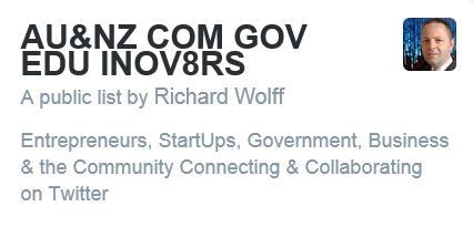 """🆕 <a href=""""https://twitter.com/search/%23AUS"""" target=""""_blank"""">#AUS</a> & <a href=""""https://twitter.com/search/%23NZ"""" target=""""_blank"""">#NZ</a> leaders on <a href=""""https://twitter.com/search/%23Startup"""" target=""""_blank"""">#Startup</a> <a href=""""https://twitter.com/search/%23Innovation"""" target=""""_blank"""">#Innovation</a> <a href=""""https://twitter.com/search/%23Opengov"""" target=""""_blank"""">#Opengov</a> <a href=""""https://twitter.com/search/%23Opendata"""" target=""""_blank"""">#Opendata</a> <a href=""""https://twitter.com/search/%23Govhack"""" target=""""_blank"""">#Govhack</a> <a href=""""https://twitter.com/search/%23IP"""" target=""""_blank"""">#IP</a> +more  in 1 spot <a target=""""_blank"""" href=""""https://t.co/25AE2fkZAr"""">https://t.co/25AE2fkZAr</a>"""