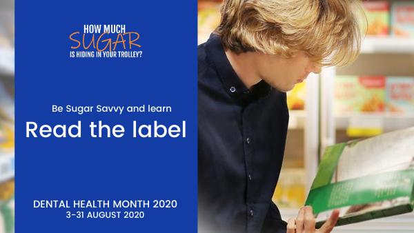 Sugay Savvy - Read the Label