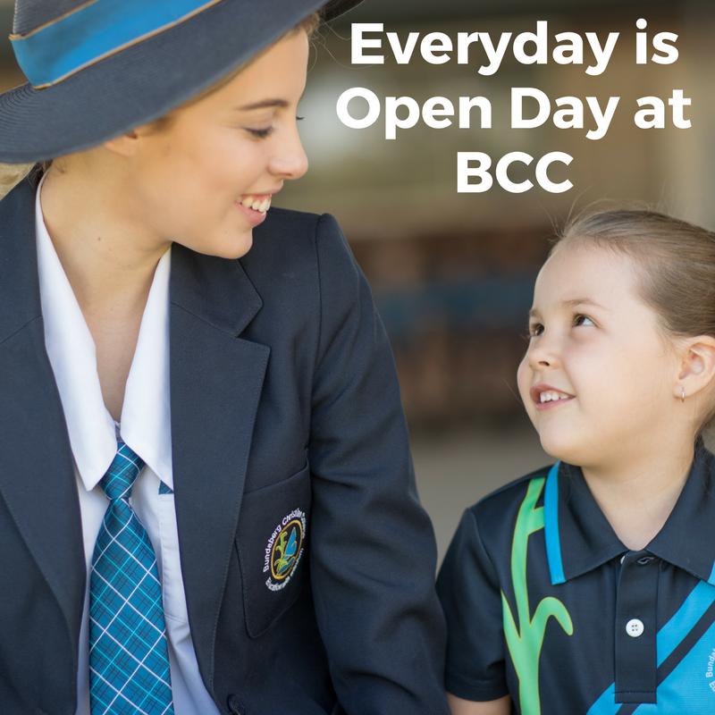 Everyday Is Open Day At Bcc