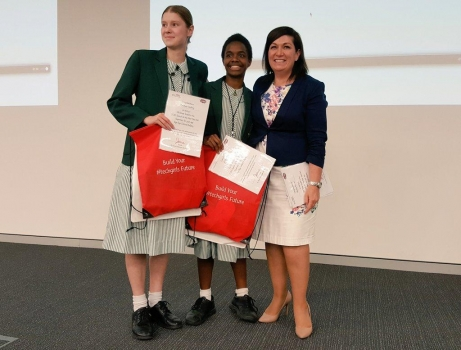 Year 10 Study Buddy Team Leeanne Enoch Mp