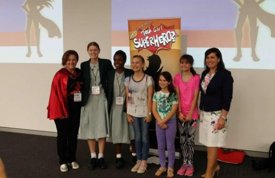 Techgirls Winners