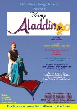 Aladdin poster image