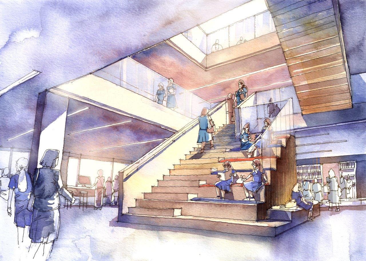 180227 Im 01 Lib Stairs Colour