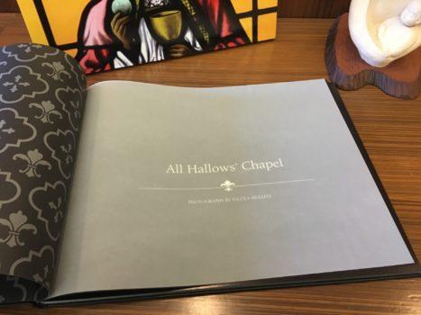 Chapel Book 3