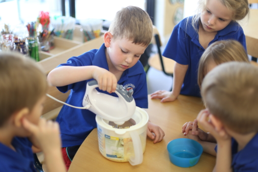 Kindy Bakers