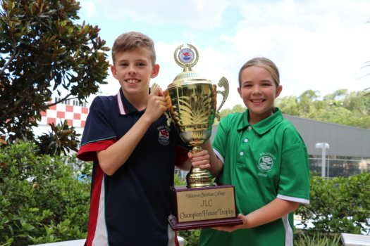 House Trophy For Athletics