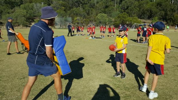 Afl Sports Development 2018