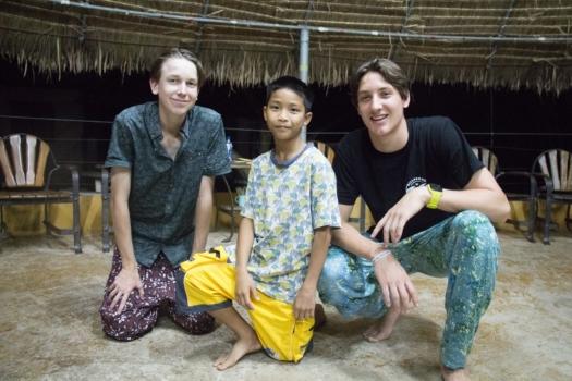 Thailand Mission Trip 2018 19
