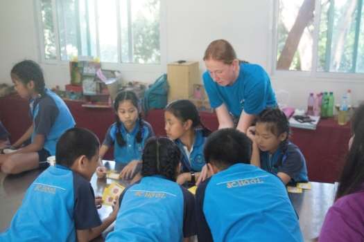 Thailand Mission Trip 2018 21