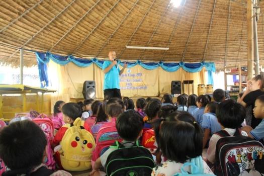 Thailand Mission Trip 2018