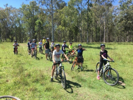 Year 6 Camp Bike Ride 2
