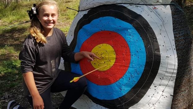 Year 6 Camp Bullseye 2