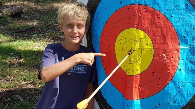 Year 6 Camp Bullseye 3