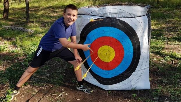 Year 6 Camp Bullseye