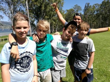 Year 6 Camp Camp Fun