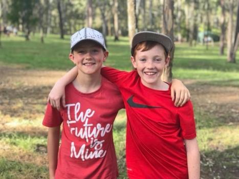 Year 6 Camp Mates