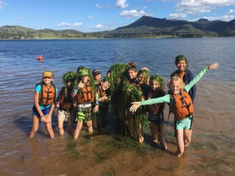 Year 6 Camp Seaweed