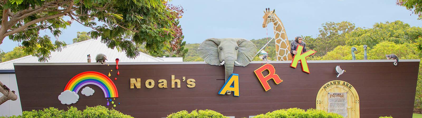 Noahs Ark Internal Banner