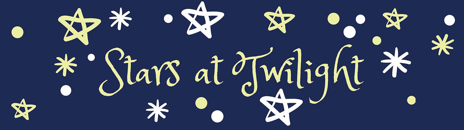 Stars At Twilight Banner